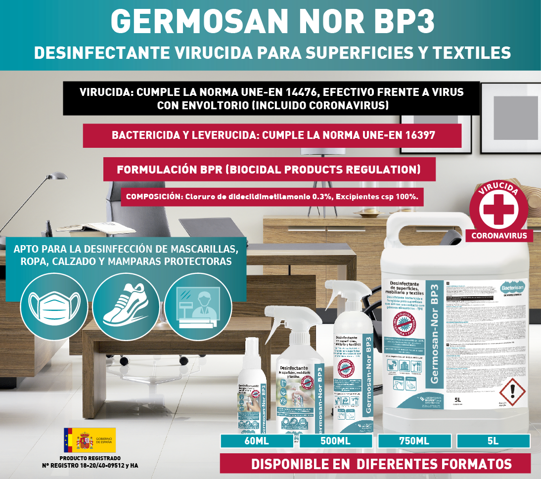 Germosan NOR BP3